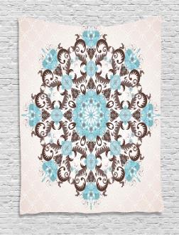 Mandala Antique Tapestry