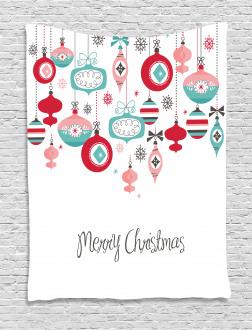 Noel Season Elements Tapestry