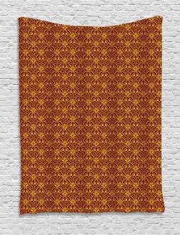 Venetian Leaves Tapestry