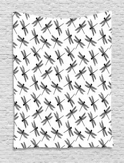 Sketch Wings Tapestry