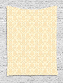 Classical Floral Pastel Tapestry