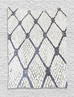 Lisbon City Floors Tapestry