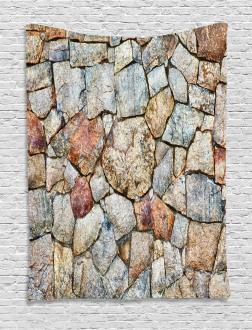 Rustic Natural Wall Tapestry