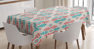 Traditional Local Tablecloth