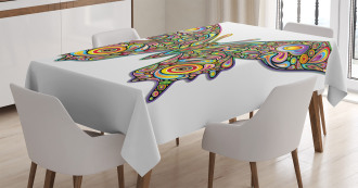 Butterfly Artistic Tablecloth