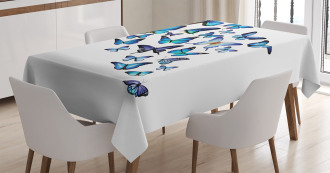Nature Botanic Spring Tablecloth