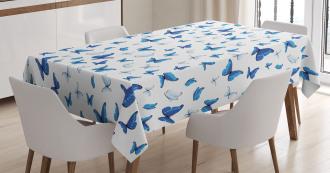 Rainforest Wilderness Tablecloth