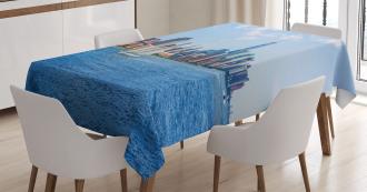 New York Sunshine Tablecloth