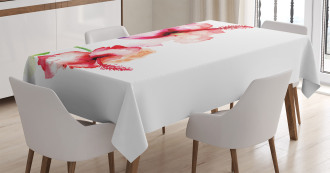 Pastel Nature Tablecloth