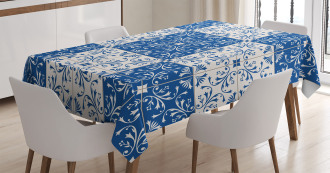 Portuguese Mosaic Tablecloth