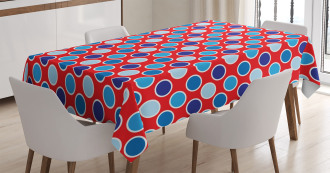 Dots European Artsy Tablecloth