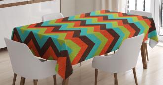 Royal Symbol Artistic Tablecloth