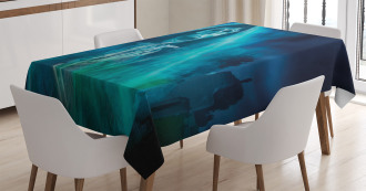 Gothic Ghost Tablecloth