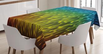 Galaxy Universe Tablecloth