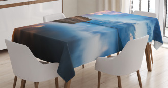 Medieval European Style Tablecloth