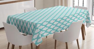 Morroccan Tiles Tablecloth