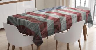 Dolar Exchange Tablecloth