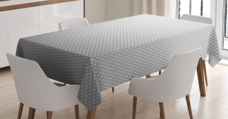 Soft Dots and Spots Tablecloth