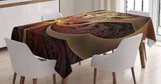 Gothic Medieval Theme Tablecloth