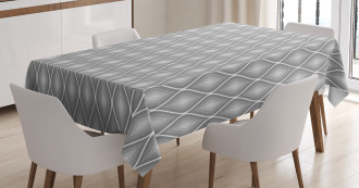 Dual Linked Bound Tablecloth