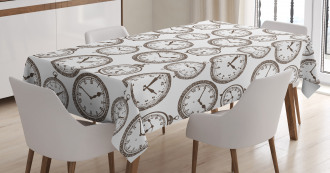 Pocket Wath with Number Tablecloth