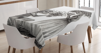Mariage Festive Tablecloth