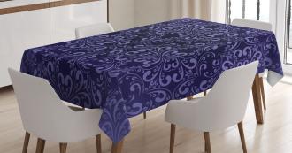 Royal Victorian Pattern Tablecloth