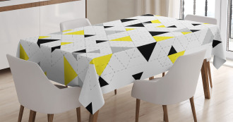 Diamond Motives in Mosaic Tablecloth