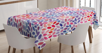 Trippy Funky Sketchy Tablecloth