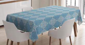 Ethnic Egyptian Form Tablecloth