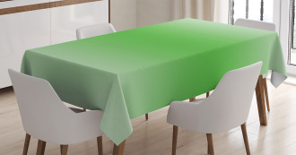Moss Leaf Spring Theme Tablecloth
