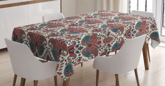Oriental Ethnic Persian Tablecloth