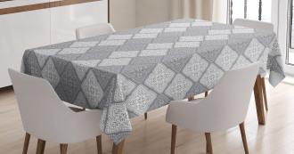 Victorian Oriental Retro Tablecloth
