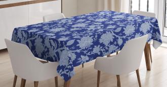Paisley Pattern Ottoman Tablecloth