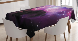 Nebula Cosmos Image Tablecloth