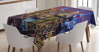 Fourth of July Day USA Tablecloth
