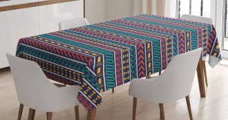 Native American Style Tablecloth