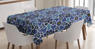 Persian Gypsy Design Tablecloth