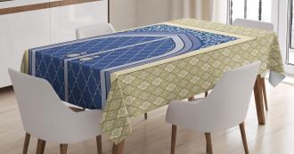 Persian Ottoman Culture Tablecloth