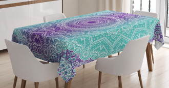 Ornate Hippie Tablecloth