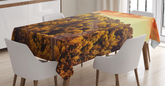 Mitianyu Vilage Tablecloth