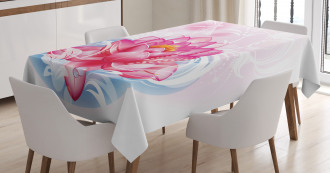 Mandala Yoga Lotus Tablecloth