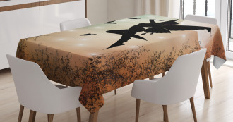 Fairy and Butterfly Wing Tablecloth