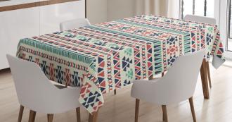 Native Ethnic Artwork Tablecloth