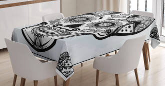 Mandala Spain Tablecloth