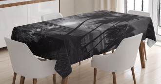 Horizon over Sea Picture TableCloth