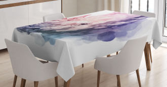 Safari Animal Rhino Tablecloth