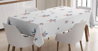 Scattered Stars Tablecloth