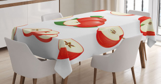 Juicy Fresh Fruits Nature Tablecloth