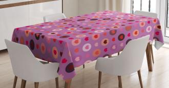 Valentine Romance Love Tablecloth